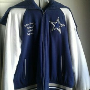 Dallas Cowboys coat